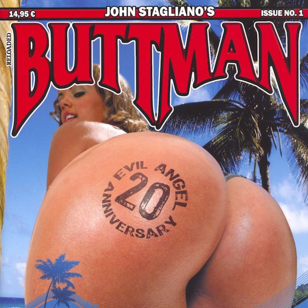 Buttman reloaded magazine