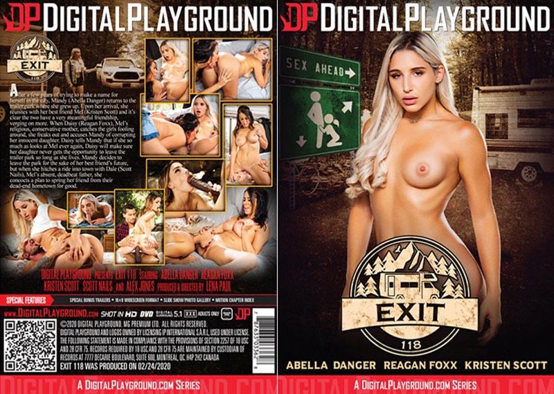 Exit 118 DVD X